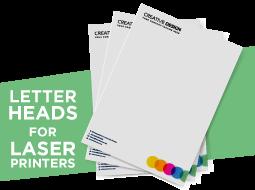 Letterheads For Laser Printers